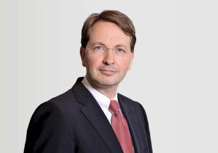 Portraitfoto Dr. Frank Weigand