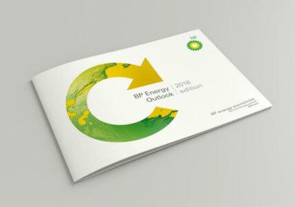 Cover zum BP Energy Outlook 2018
