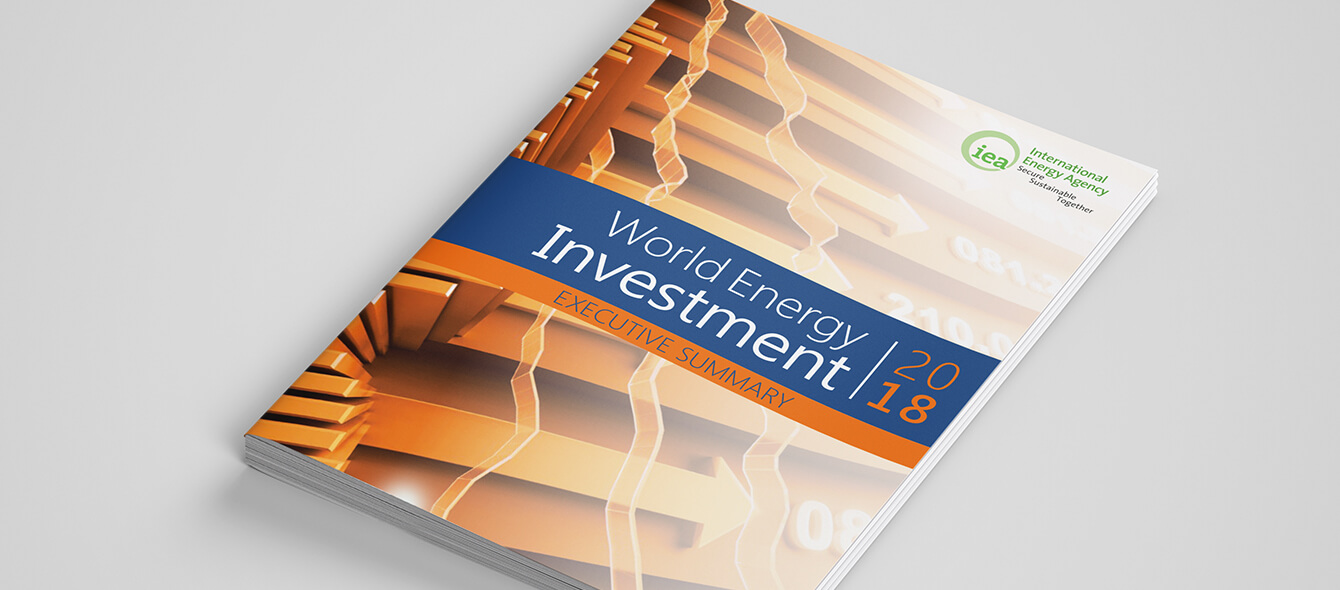 Cover des World Energy Investment 2018