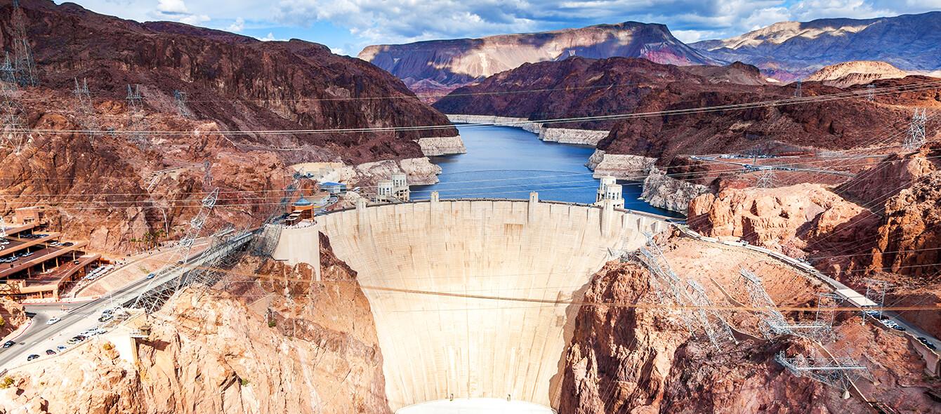 Hoover-Damm wird zu gigantischem Energiespeicher | en:former