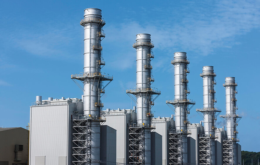 Kraftwerk in Großbritannien