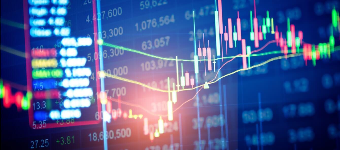 Verlauf der Strompreise am Strommarkt