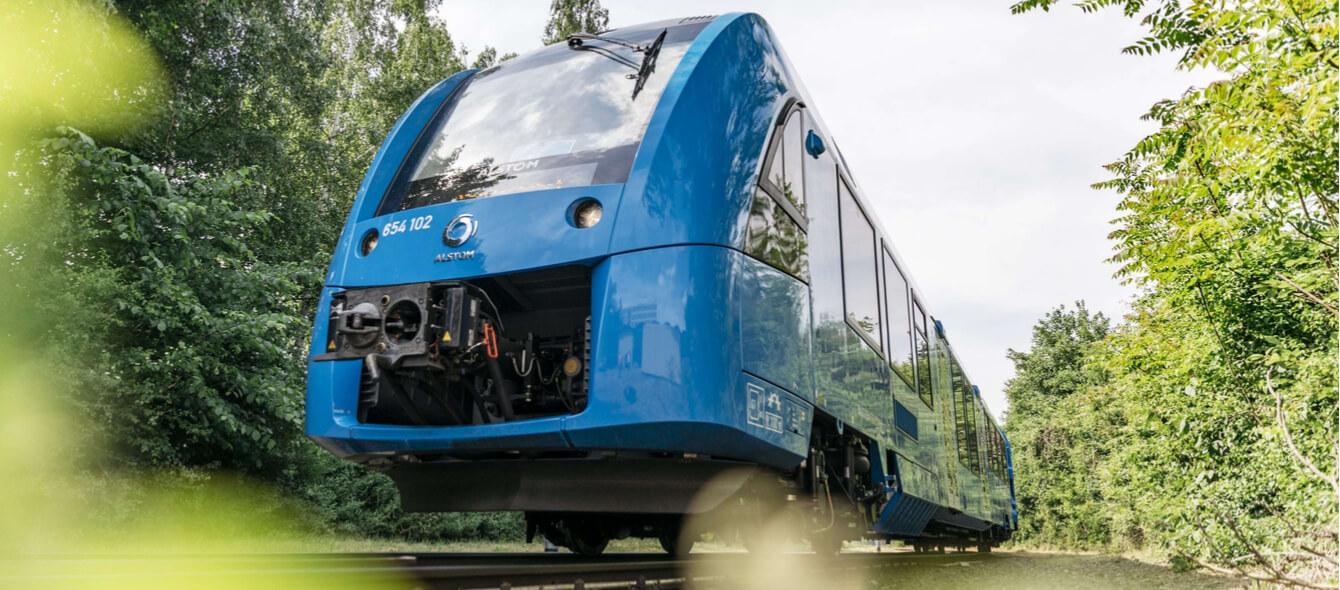 Batteriezug Coradia iLint von Alstom