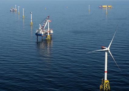 Offshore-Installationsschiffe (Seabreeze I & II)