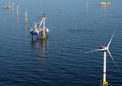 Offshore-Installationsschiffe (Seabreeze I & II)