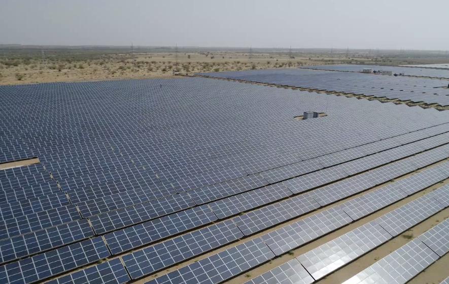 Rajasthan Solar Park 2