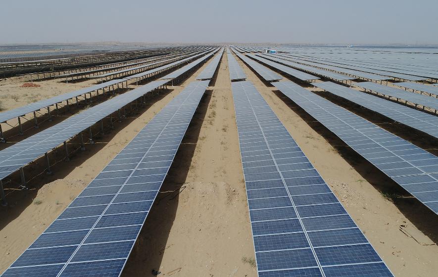 Rajasthan Solar Park 1