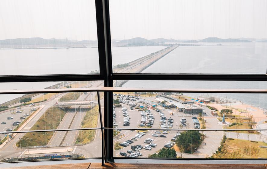 Das stärkste Gezeitenkraftwerk vor der südkoreanischen Küste